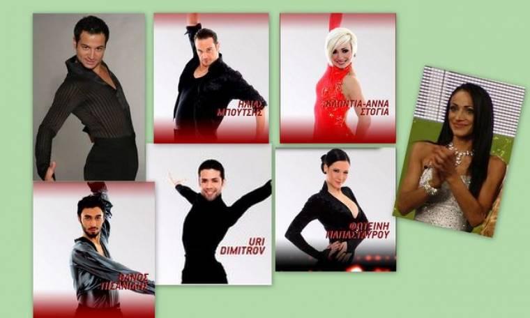 Ποιοι είναι οι εφτά χορογράφοι του «Dancing» ;