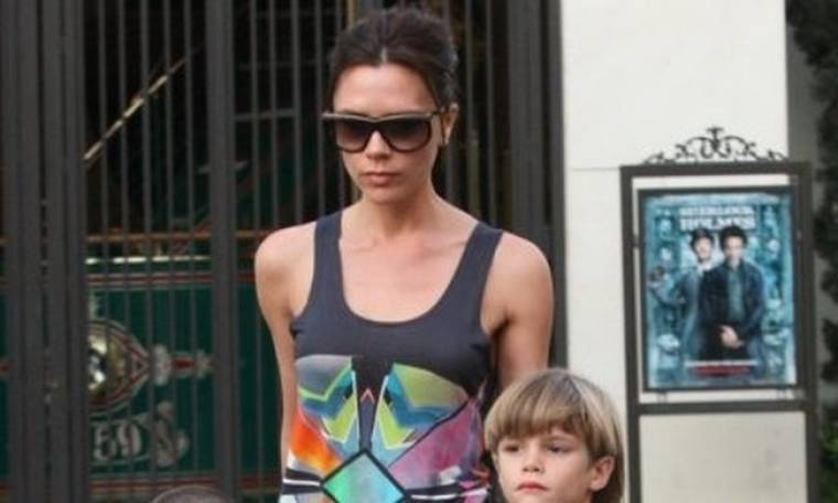 Η Victoria Beckham μαντεύει το φύλο του παιδιού