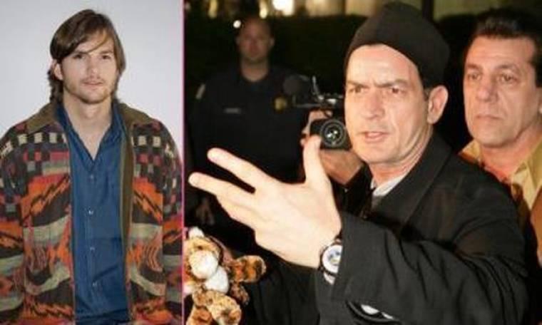Ο Ashton Kutcher και επίσημα στο Two and a Half Men