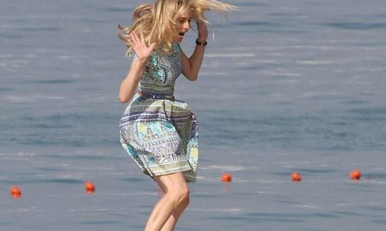 Η Diane Kruger «πετάει» στις Κάννες