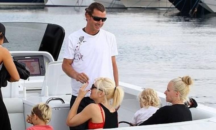 Gwen Stefani: Ταξιδεύοντας με μία «πλωτή έπαυλη»