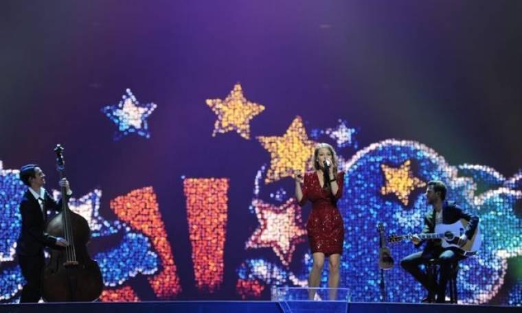 Eurovision: Video: Η εμφάνιση της Ελβετίας
