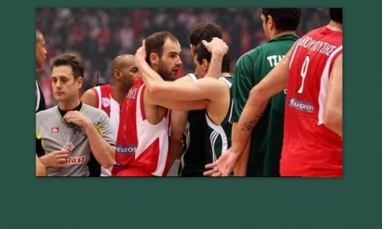 LIVE Ολυμπιακός - ΠαναθηναΪκός
