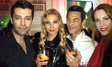 Καλεσμένος σε prive πάρτι στη Σαγκάη ο Νεκτάριος Κυρκόπουλος