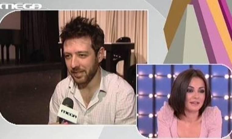 Μάνος Παπαγιάννης: Με ποια star του Hollywood θα απατούσε την Δαλιάνη;