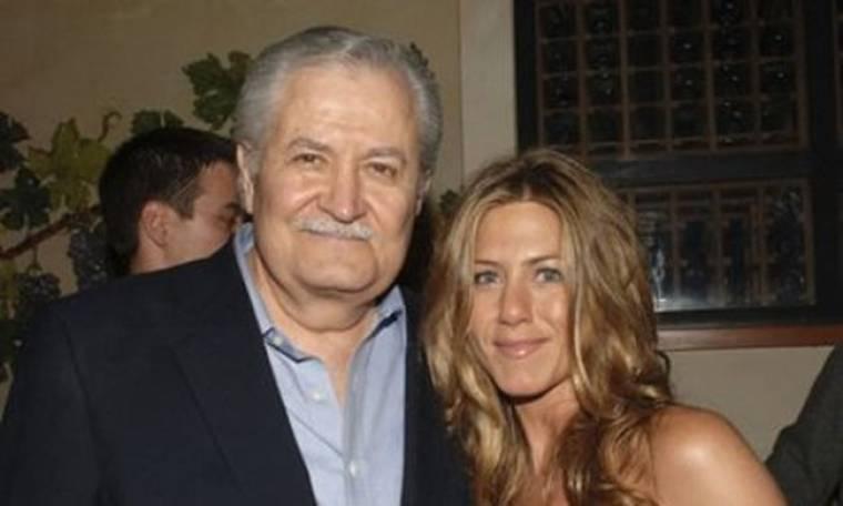 Ο μπαμπάς της Jennifer Aniston θέλει Έλληνα γαμπρό