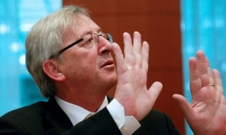 Γιούνκερ: «Πρέπει να επιτύχουμε ήπια αναδιάρθρωση του Ελληνικού χρέους»