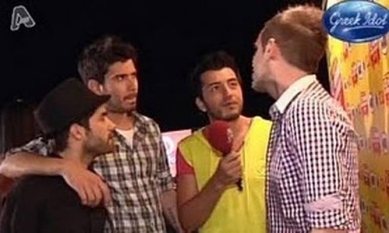 Video: Οι παίχτες του Greek Idol κάνουν προβλέψεις για τον νικητή