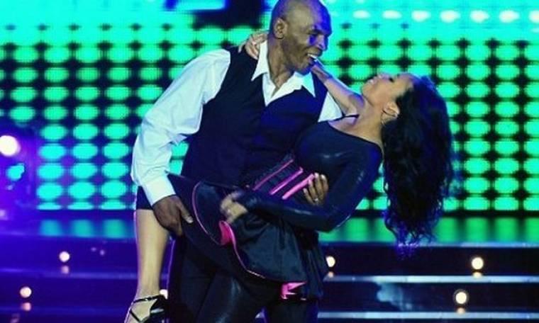 Και… χορευτής ο Mike Tyson