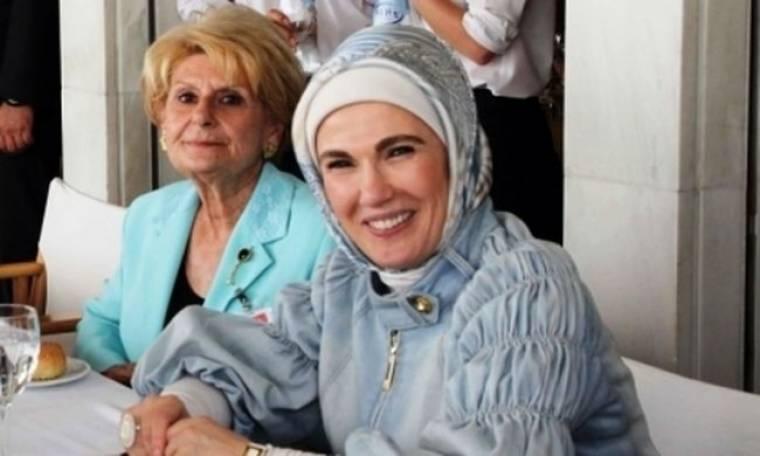 Εμινέ Ερντογάν: Προεκλογική εκστρατεία στη Θράκη