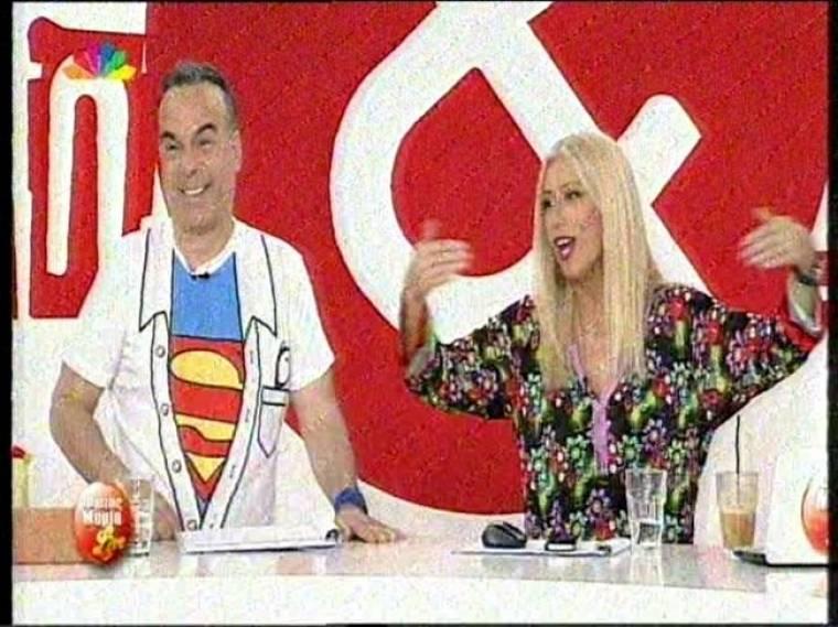 Μαρία Μπακοδήμου: Της αρέσει ο Στρος Καν σαν άντρας!