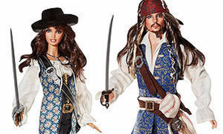 Penelope Cruz και Johnny Depp έγιναν… κούκλες