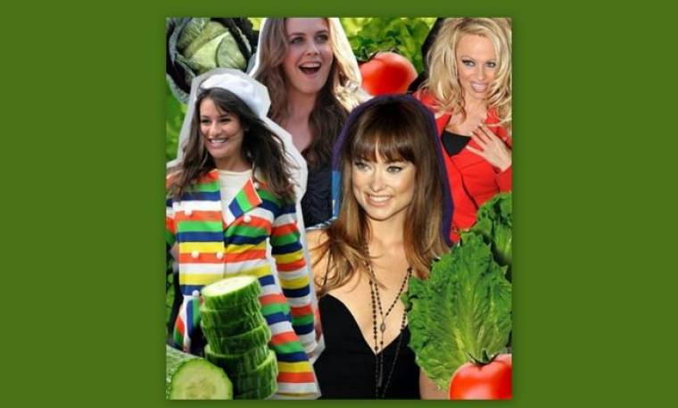 To Hollywood τα προτιμά ωμά (τα λαχανικά)