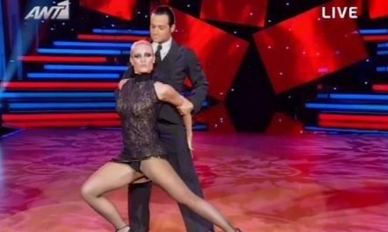 Ελεονώρα Μελέτη: Πήρε το πρώτο 40άρι στο Dancing!