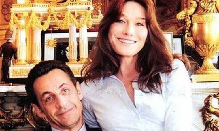 Carla Bruni / Nicola Sarkozy – Ετοιμάζονται για το πρώτο τους παιδί