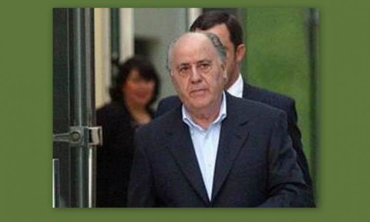 Παραιτήθηκε ο ιδρυτής της μεγαλύτερης Ισπανικής αλυσίδας ενδυμάτων