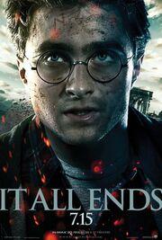 Νέο ποστερ για τον Harry Potter