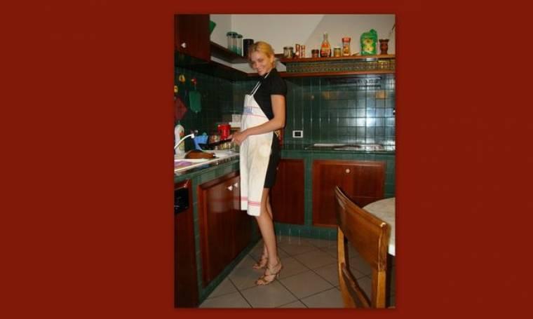Για ποιον μαγειρεύει η Ρία Αντωνίου;
