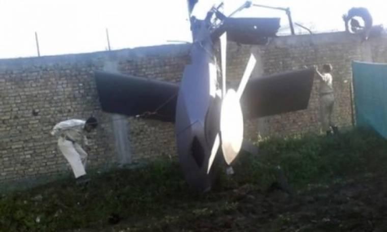 Στις ΗΠΑ το κατεστραμμένο ελικόπτερο της επιχείρησης Μπιν Λάντεν