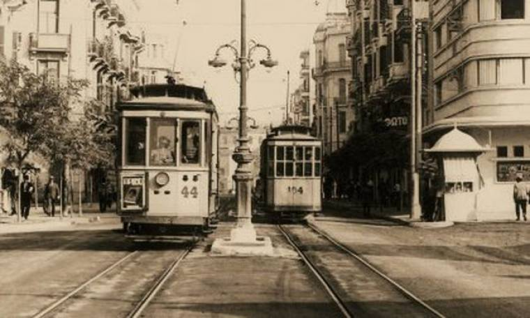 Πότε έκανε την πρώτη του εμφάνιση το τραμ στην Αθήνα;