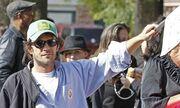 Ο… διαδηλωτής Luke Perry