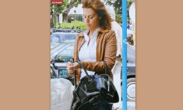 Αλεξάνδρα Παλαιολόγου: Mόνη στο Κολωνάκι