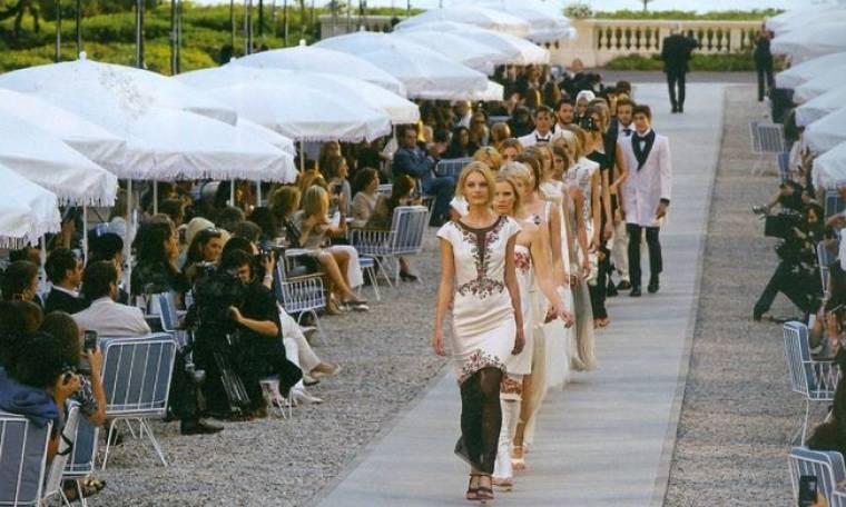 Chanel: Η παρουσίαση της συλλογής «Croisiere» στην Γαλλική Ριβιέρα