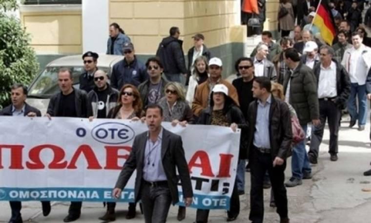 Μπαράζ απεργιών στον ΟΤΕ