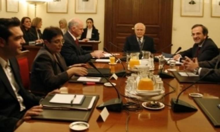 Έντονες πιέσεις για συναίνεση στο Συμβούλιο πολιτικών αρχηγών