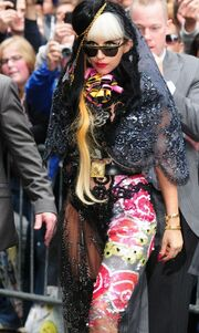 Video: Η εμφάνιση της Lady GaGa στον Letterman