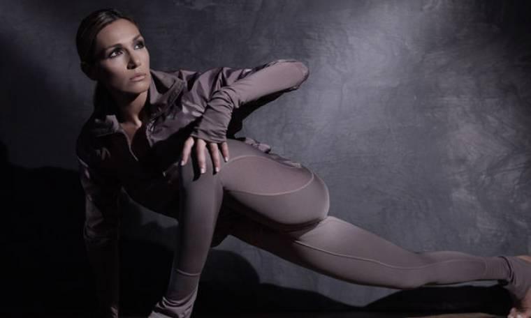 Ελένη Πετρουλάκη: «Λατρεύω την power yoga»