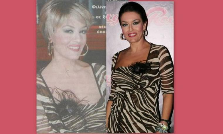 Απίστευτό! Η Ελένη Φιλίνη έγινε ξανθιά!