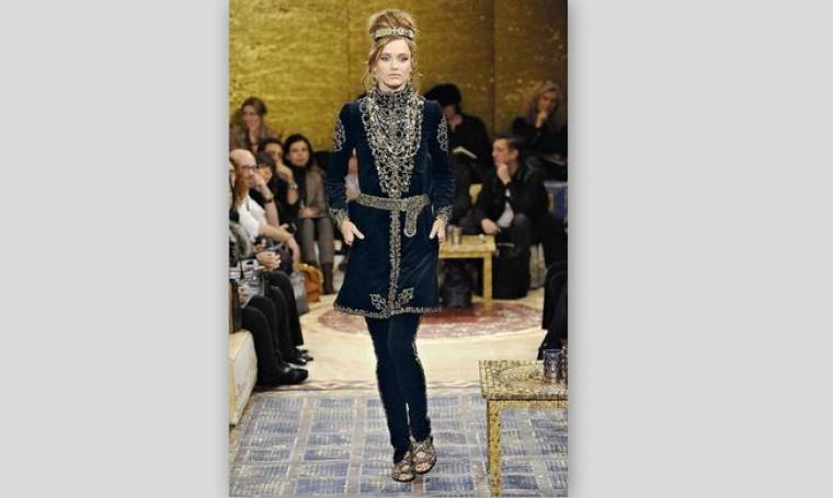 H Chanel πάει Κωνσταντινούπολη