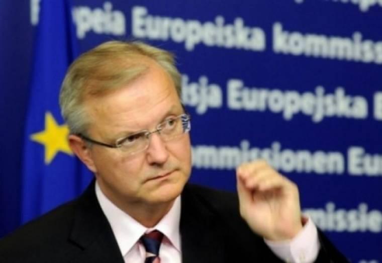 Ολι Ρεν: «Οι Ευρωπαίοι θέτουμε τους ίδιους όρους που θέτει και το ΔΝΤ»