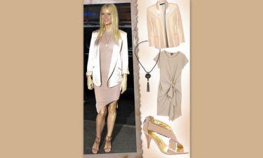 Ντύσου όπως η Gwyneth Paltrow, η σταρ με το αειθαλές, σικ look