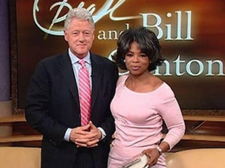 Oprah είναι μόνο μια!
