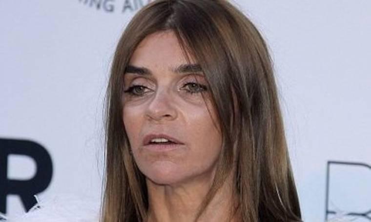 Η πρώην βασίλισσα της Vogue Carine Roitfeld αποκαλύπτει
