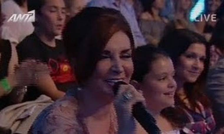 Video: Η Μιμή Ντενίση με την κόρη της στο Dancing with the stars