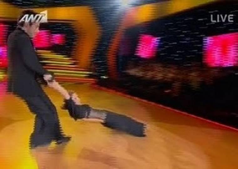 Video: Dancing: Τα έδωσε όλα ο Μαρτάκης!