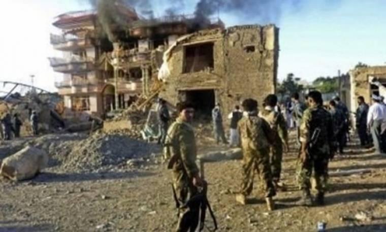 Επίθεση σε νατοϊκή βάση στο Αφγανιστάν