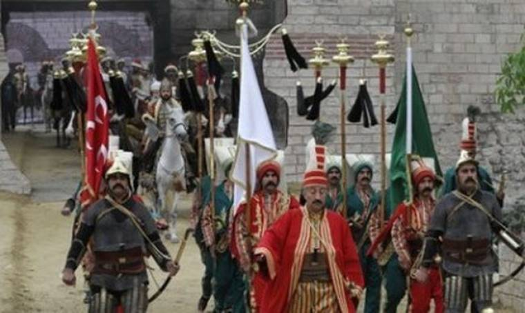 Οι Τούρκοι γιορτάζουν την άλωση της Πόλης