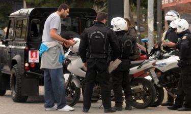 Καρέ- καρέ η σύλληψη του Γιάννη Μπουρούση