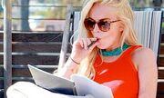 Η Lohan και ο κατ' οίκον περιορισμός