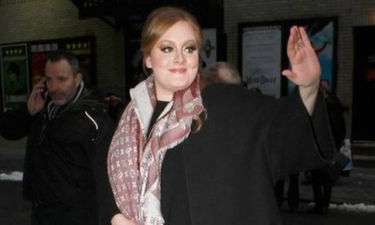 H Adele είναι η πιο επιδραστική μουσικός στον κόσμο