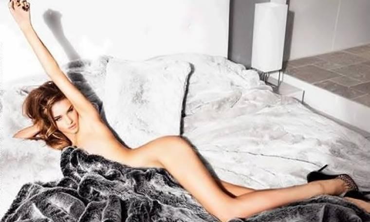 Η πιο sexy γυναίκα του κόσμου... ξεγυμνώνεται!