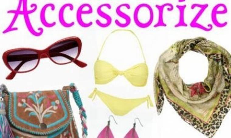 Υποδέξου το καλοκαίρι με την νέα συλλογή των Accessorize