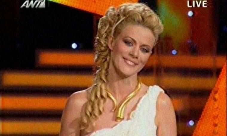 Video: Η σημερινή εμφάνιση της Ζέτας Μακρυπούλια στο Dancing