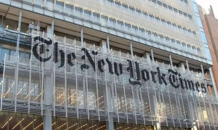 Γυναίκα διευθύντρια στη New York Times