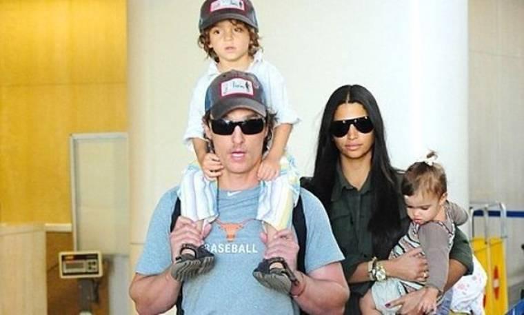 Η οικογένεια McConaughey σε απαρτία