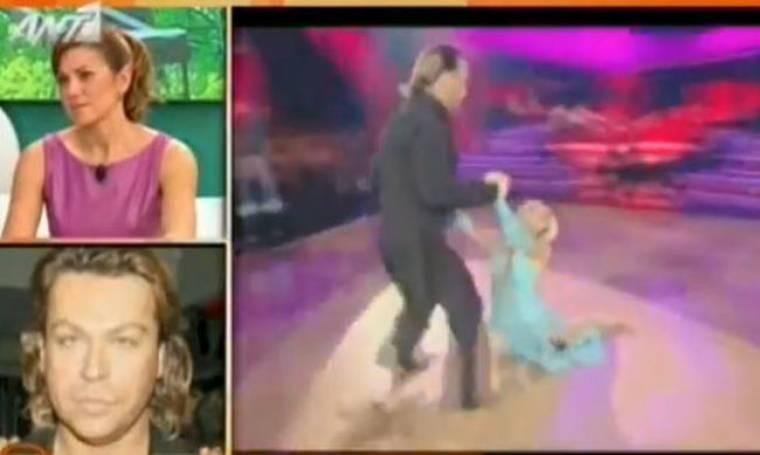 VIDEO: Η Μανωλίδου μίλησε για τα κιλά και την ηλικία του Τρύφωνα